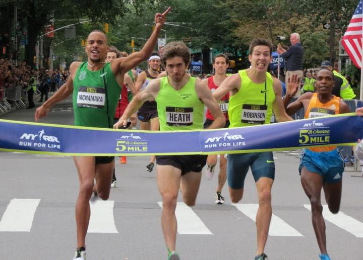 new balance 5th avenue mile 2016 results